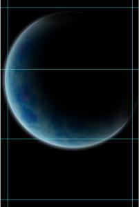 Unser Cover mit dem Planeten